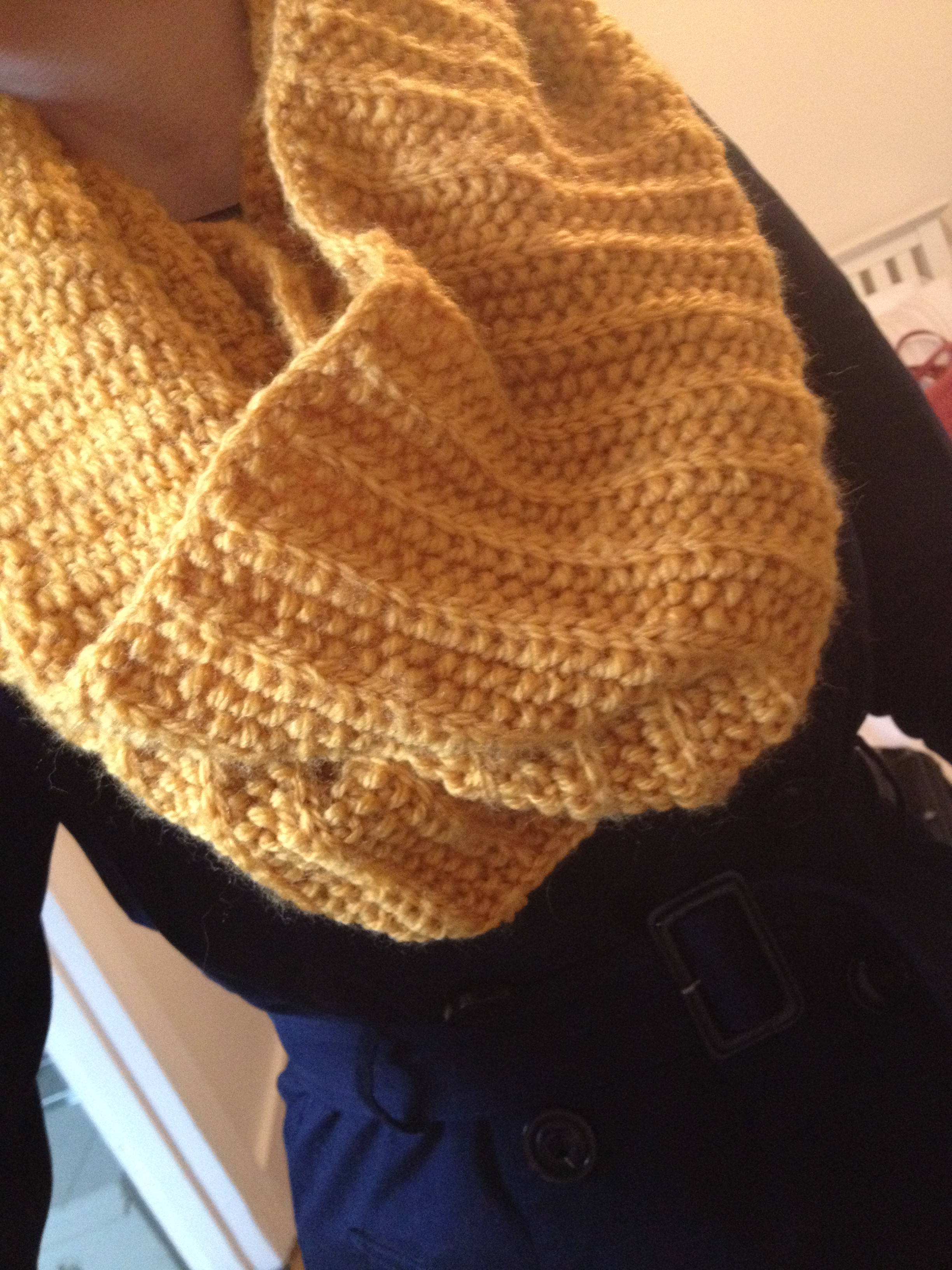 Free knitted cowl pattern nicola loves vibrant fluted knitted cowl pattern bankloansurffo Images
